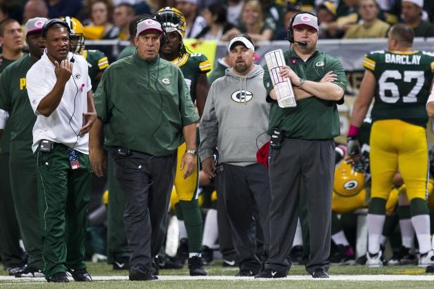 Green Bay Packers:  Chicago's Loss Puts Them Back in the NFC North Race