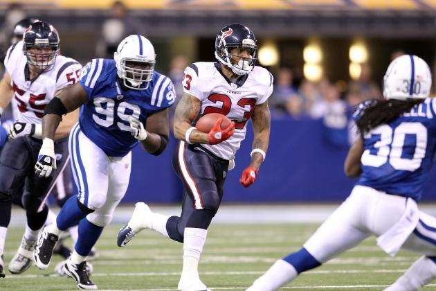 The Colts Should Root for the Texans