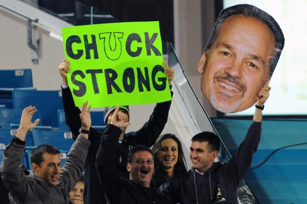 Colts Raise Money for Leukemia Research and Coach Chuck Pagano