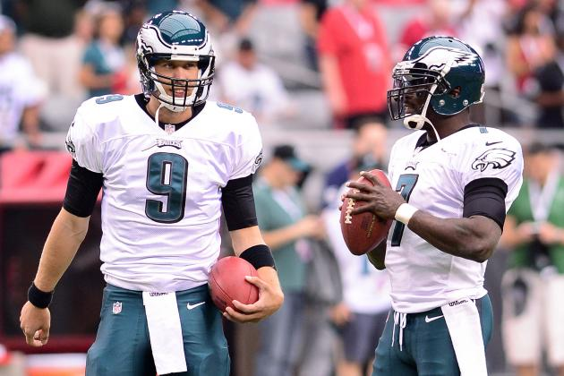 Michael Vick or Nick Foles: Who Should the Philadelphia Eagles Start in Week 11?