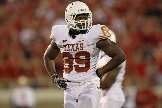 Horns Growing More Confident in Their Committee of Tight Ends