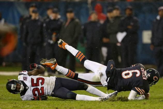 NFL Says Bears Properly Handled Jay Cutler's Concussion