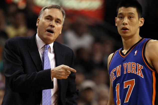 Lin Welcomes Back the Coach That Changed His Life
