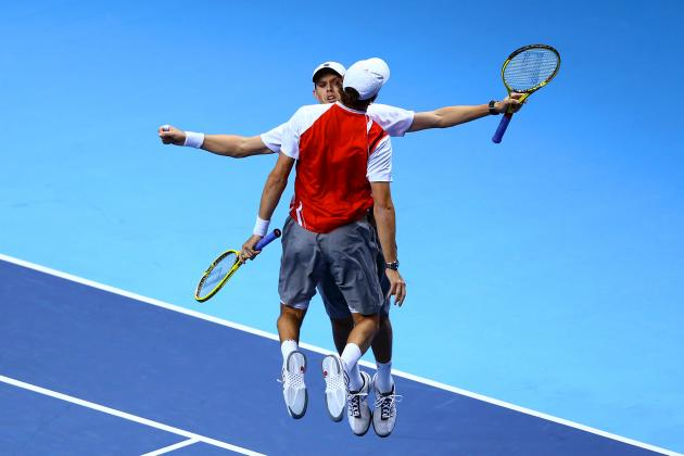 Bryan Brothers Fail to Reach Semis at ATP Finals