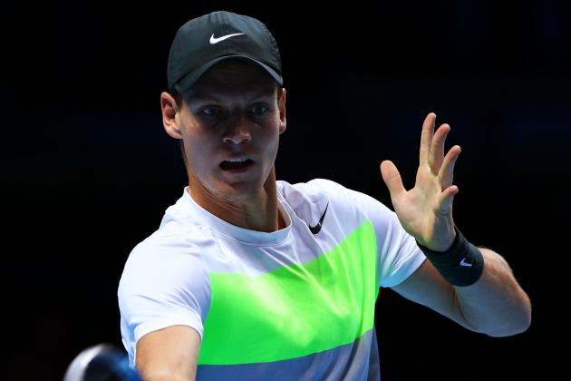 Berdych Loses in London and Immediately Gets Ready for Davis Cup Final