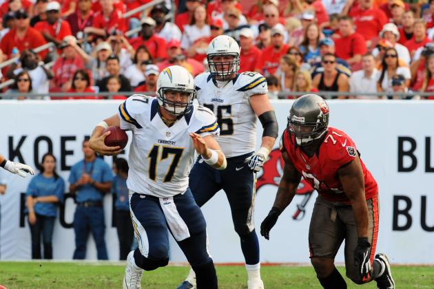 Philip Rivers: Passing Accuracy Can't Lead San Diego Chargers to Victory