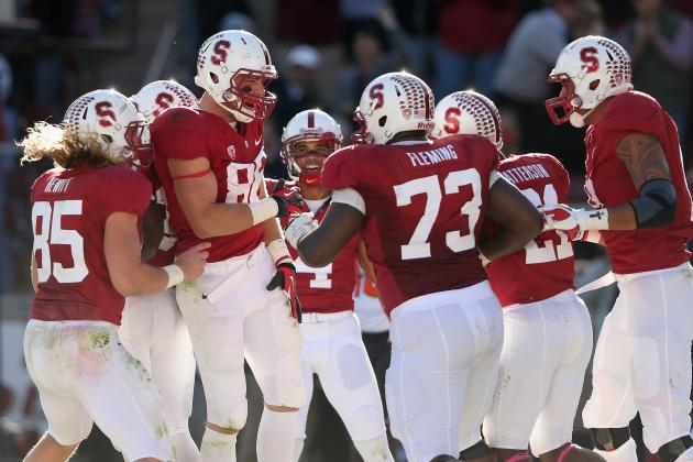 College Football Rankings 2012: Biggest Losers from Week 12