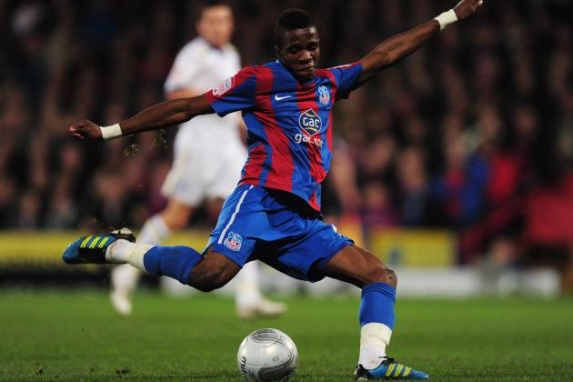 Wilfried Zaha: Crystal Palace Winger Is England's Latest Diamond in the Rough