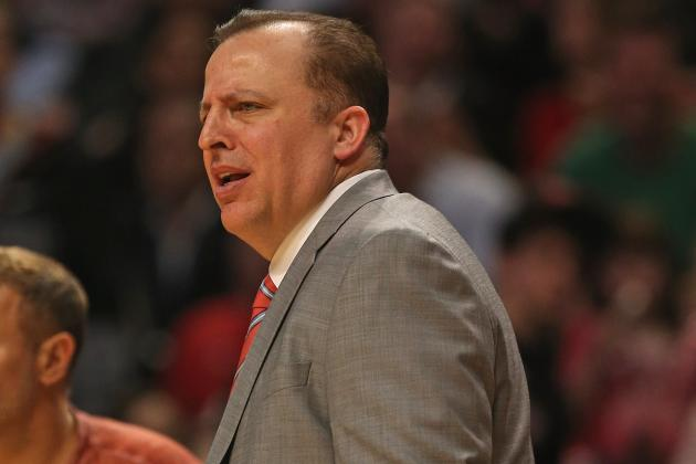 Tom Thibodeau Calls Lakers' Quick Hook on Mike Brown 'Unfortunate'