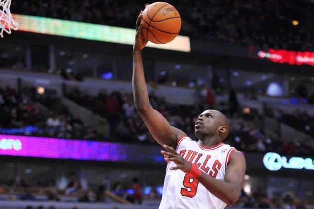 Next Task on Luol Deng's Docket Is to Become 'a Better Leader'