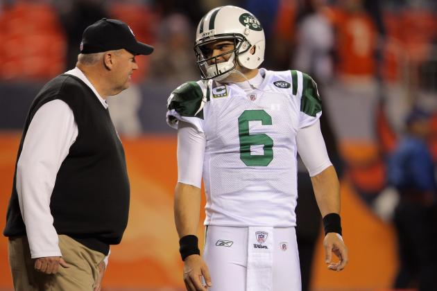 Rex Ryan Says Jets Will Stick with Sanchez