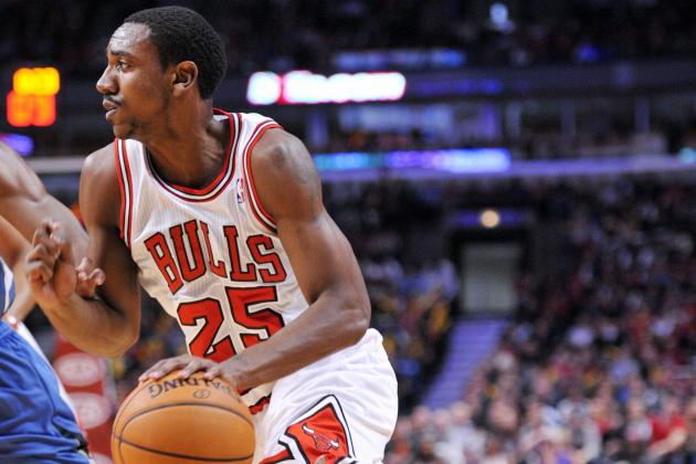 With Hinrich Hurt, Teague Ready for His Moment