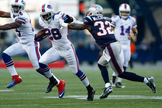 Spiller, Jackson Take Flight