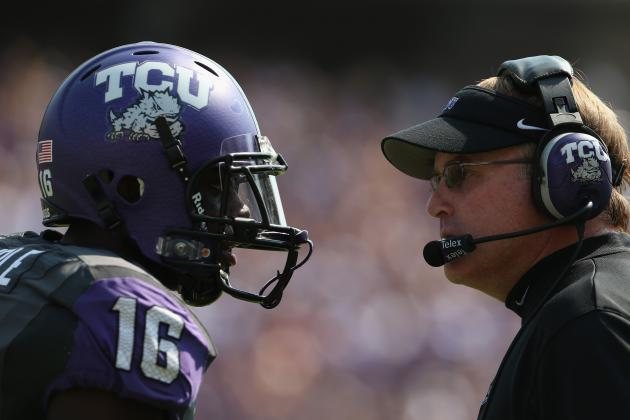 Gary Patterson: Allure of SEC Won't Be Enough to Pry Coach Away from TCU
