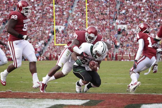 Defensive Effort Against Baylor Leaves OU'S Mike Stoops Seething