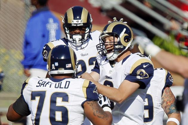 49ers Burned by Fake Punt Twice in Tie with St. Louis Rams
