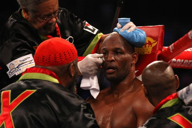 Bernard Hopkins Eyes Return to Ring at the Barclays Center on March 9