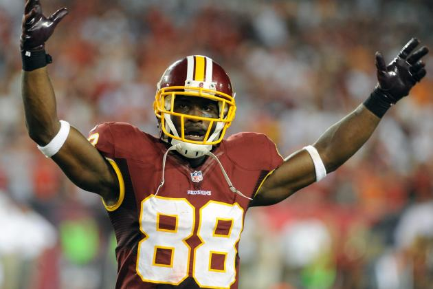 Redskins Plan to Test Pierre Garçon's Foot This Week