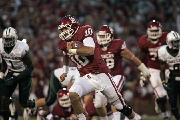Injuries Mount Up for No. 13 Sooners on Front Line
