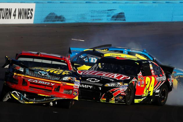 Jeff Gordon vs. Clint Bowyer: What to Make of Sunday's Fight at Phoenix