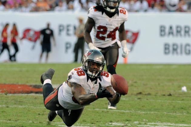 Bucs Don't Know If Quincy Black Will Play Again This Year