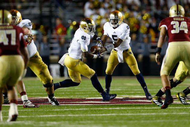 How Notre Dame's Schedule Went from Toughest in the Country to a Cake Walk