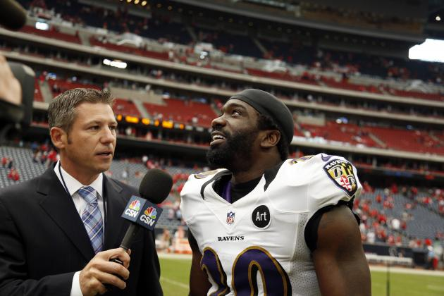 Curious Comments from Ed Reed After Ravens' Win