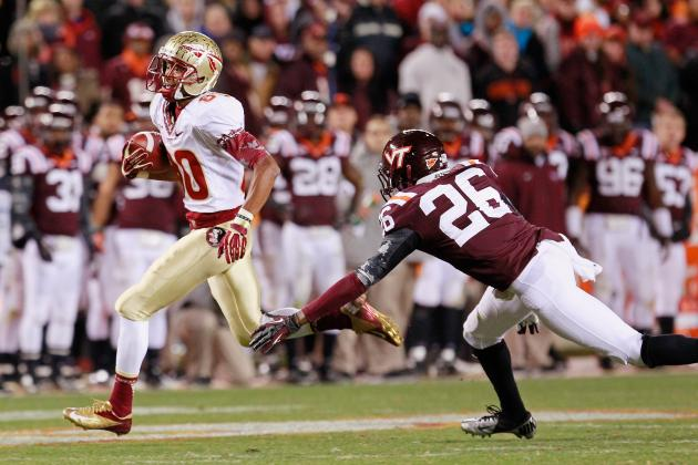 Greene, Carradine Among FSU Players Named ACC Players of Week