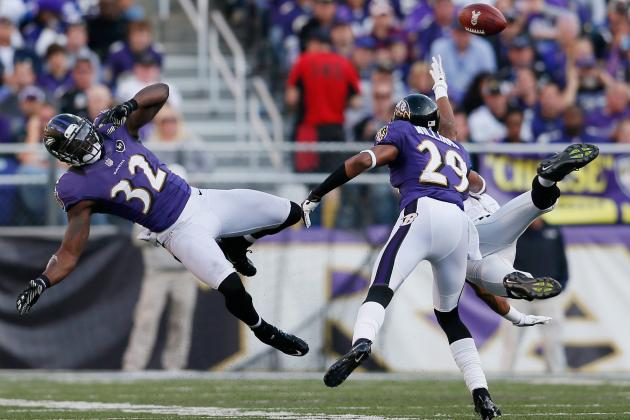Ravens Defense Gets Creative Against the Raiders