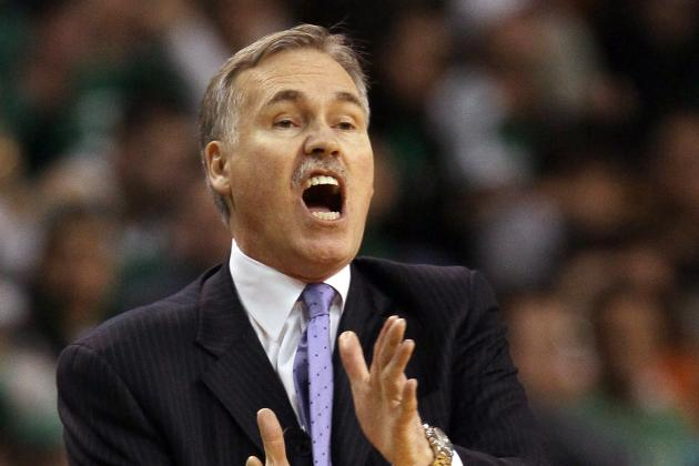 Knicks React to Lakers Hiring D'Antoni