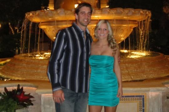 Is Aaron Rodgers Engaged to Girlfriend Destiny Newton ...