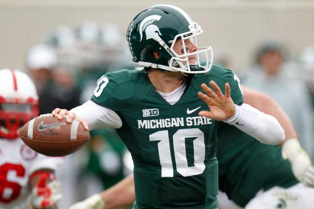Michigan State's Andrew Maxwell Ready to Do More for Spartans' Offense