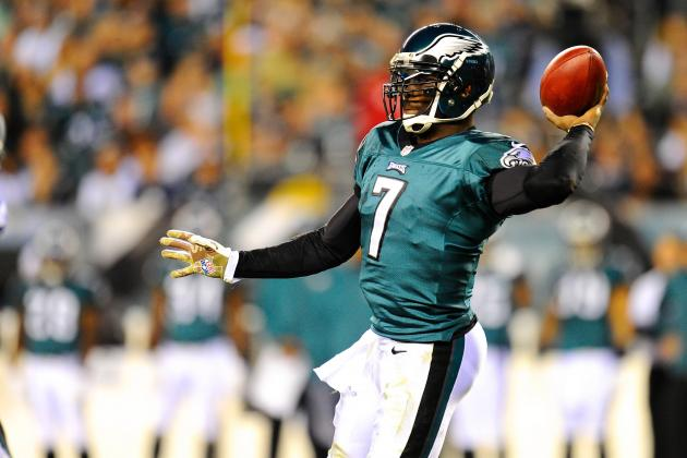 Is This the End of the Michael Vick Era as Philadelphia Eagles Starting QB?