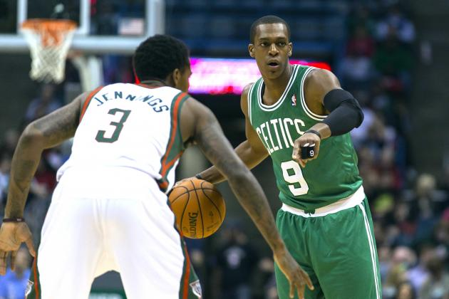 Breaking Down How Rajon Rondo Exploits Inferior Backcourts