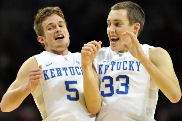 AP College Basketball Poll 2012: Complete Week 1 Standings Released
