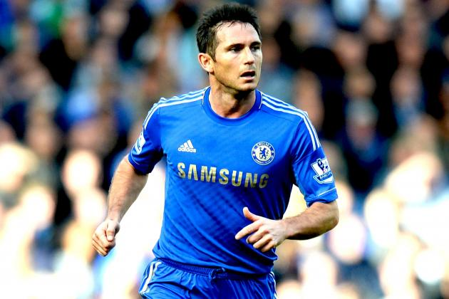 Chelsea Transfer News: Frank Lampard in Talks with Guizhou Renhe