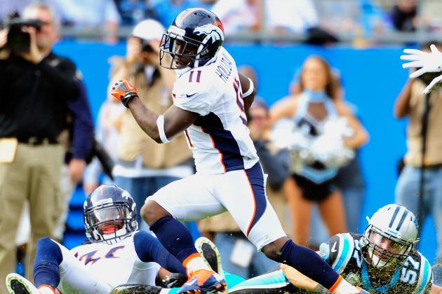 Trindon Holliday Is Sixth Bronco with Multiple Kick Returns for TD