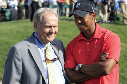 Can Tiger Still Catch The Golden Bear?