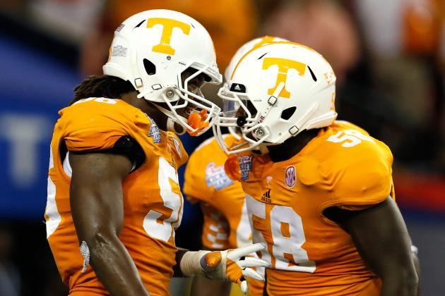 Vols LB Maggitt out for Season with Torn ACL