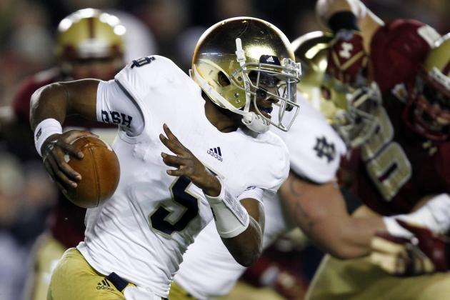 Notre Dame Football: Breaking Down How Irish Match Up with Final Two Opponents