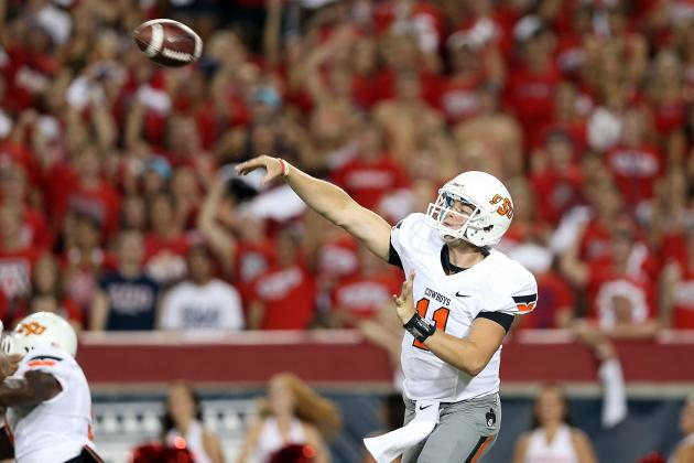 Texas Tech vs. Oklahoma State: TV Schedule, Live Stream, Game Time and More