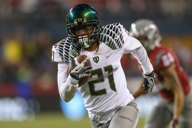 Oregon Safety Avery Patterson out for the Rest of the Season with a Torn ACL