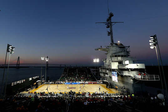 Carrier Classic Isn't Going Away; Battleship Game to Return in 2013