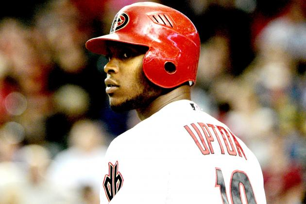 Justin Upton Trade Rumors: Would Rays Regain AL East Control with Blockbuster?