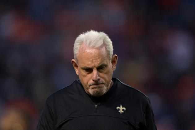 2012 New Orleans Saints: Not Your Average Joe (Vitt)