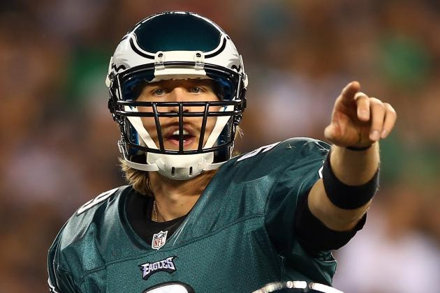 Fox: Only Question for Eagles -- Vick or Foles?