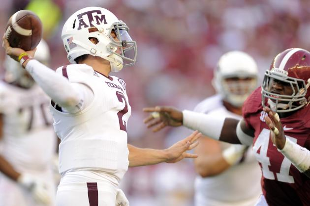 Why Johnny Manziel's Rise Crushes Manti Te'o's Heisman Hopes