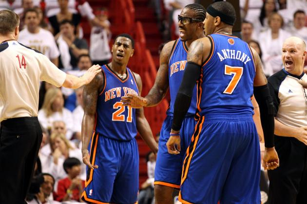 Knicks News: Amar'e Stoudemire, Iman Shumpert and More Big Apple Buzz