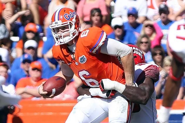 Jeff Driskel Doubtful for Saturday