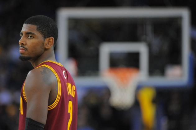 Kyrie Irving, the League's Youngest Superstar